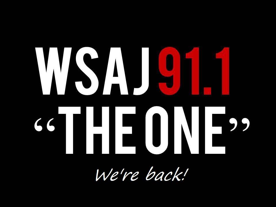WSAJ Grove City - 91 1 The One